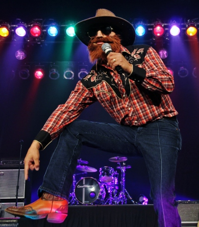 Hank Williams, Jr. (Seve Botello)