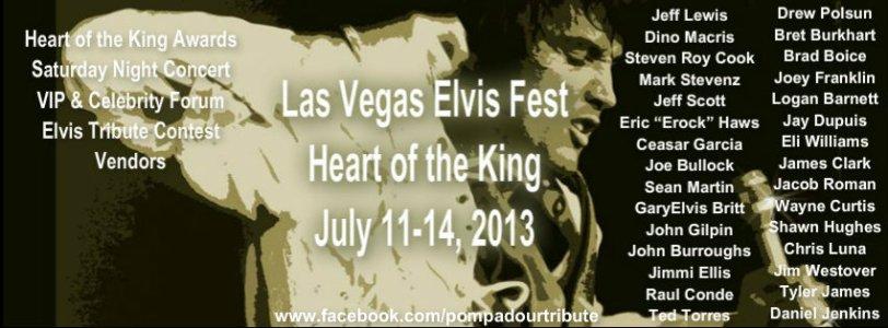 Las Vegas Elvis Fest 2013