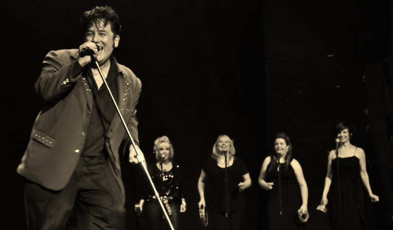 Martin Anthony: Elvis Extravaganza 2013
