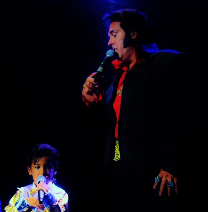 Presley & Chris Luna
