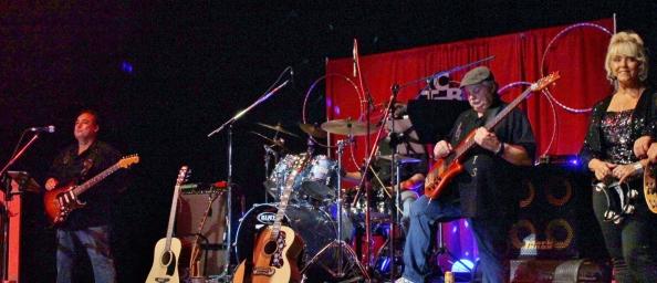 TCB Flash Band