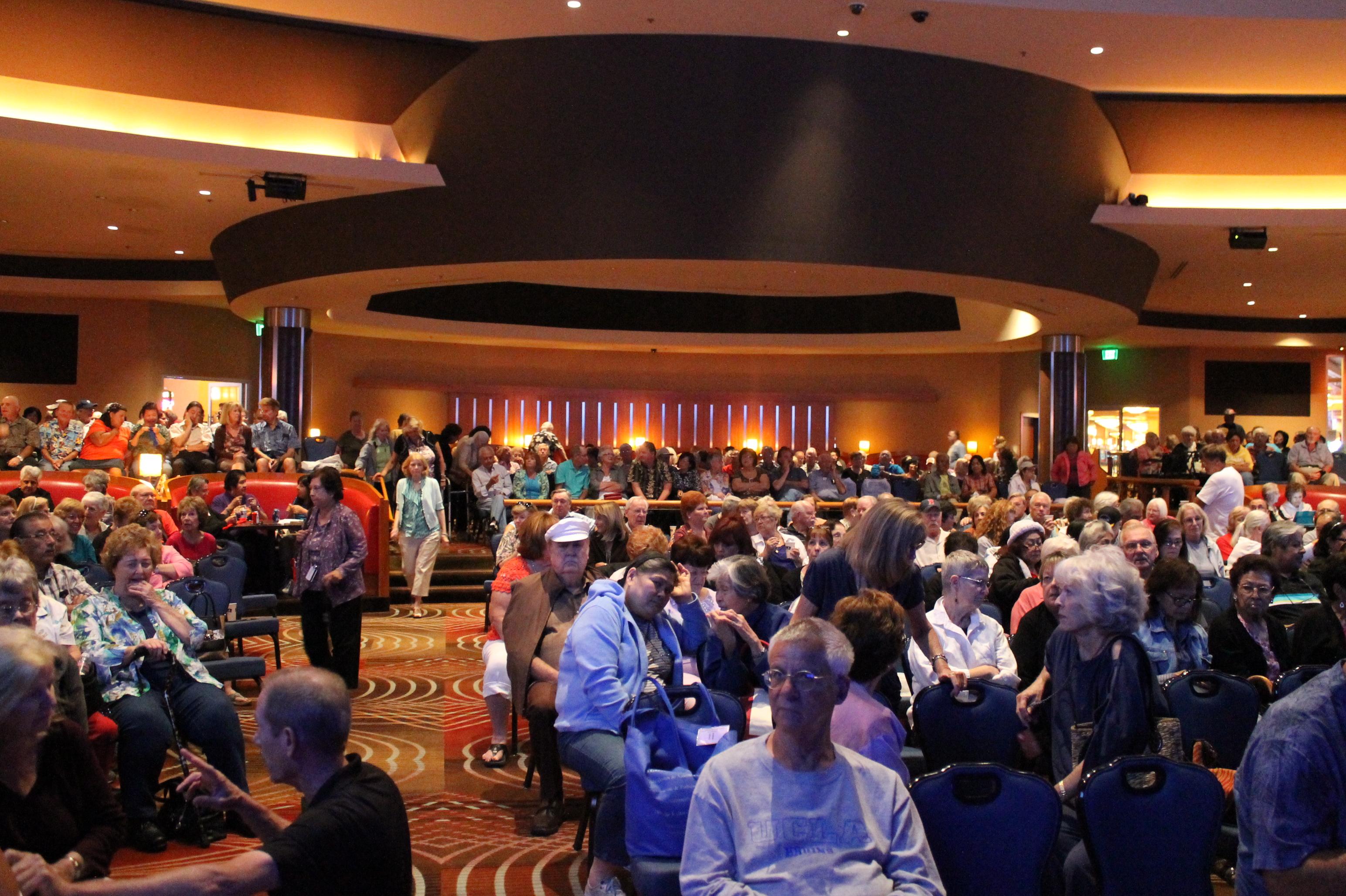 pala casino infinity room