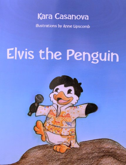 ELVIS! The Impersonator Penguin