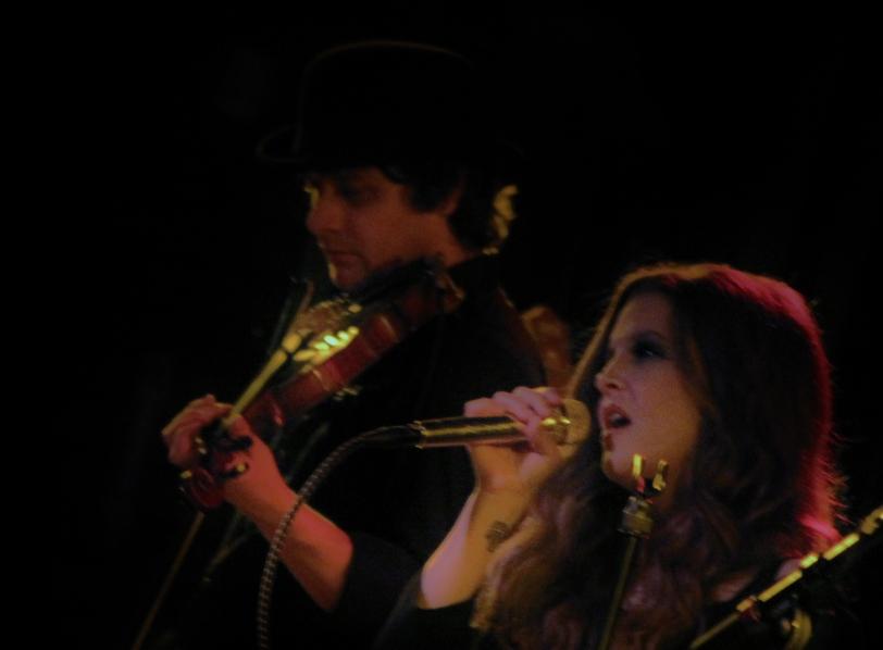 Lisa Marie Presley:  Storm & Grace Tour
