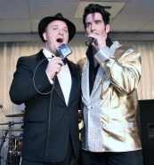 Douglas Roegiers & Rob Ely