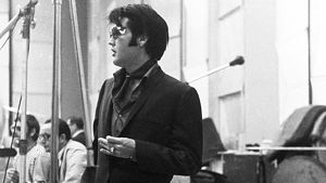 Elvis and Royal Philharmonic Orchestra