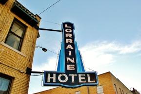 MLK Assassination Site - Lorraine Hotel