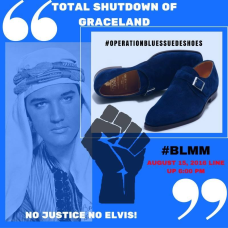 BLM Elvis Flyer